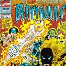 Cómics: BLACKWULF ( FORUM ) ORIGINAL COLECCION COMPLETA. Lote 27593898
