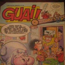 Cómics: GUAI!. Lote 12453667