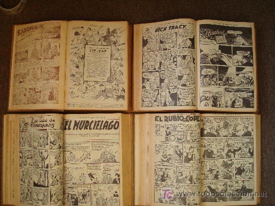 Cómics: PIF PAF-1939-TOR-TEBEOS-LIBROS-REVISTAS-COLECCION-PULPS-CUENTOS-COMICS - Foto 7 - 24532690