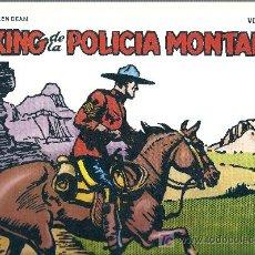 Cómics: KING DE LA POLICIA MONTADA. VOL. I - ALLEN DEAN - EDICIONES B.O. Lote 12612822