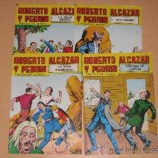Cómics: ROBERTO ALCAZAR Y PEDRIN - 2ª EPOCA NºS 195 Y 212. Lote 27144000