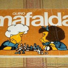 Cómics: MAFALDA Nº 1. EDITORIAL LUMEN. QUINO. DIFÍCIL!!!!!!!!!. Lote 12848443