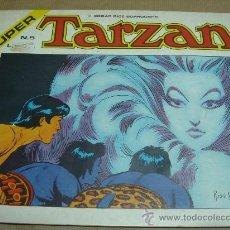 Cómics: COMIC - SUPER TARZAN - Nº 5 SEPTIEMBRE 1974 - EDITRICE CENISIO MILANO ¡¡ ITALIANO ¡¡. Lote 22317783