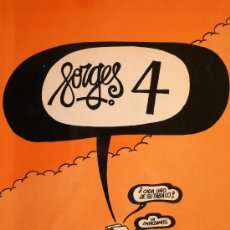 Cómics: FORGES / FORGES Nº 4. Lote 25804432