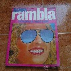 Cómics: ANTOLOGIA DE RAMPA RAMBLA.RETAPADO 1 CON LOS NUMEROS 5,6 Y 7.. Lote 13101396