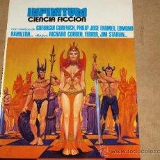 Cómics: INFINITUM CIENCIA FICCIÓN. PRODUCCIONES EDITORIALES 1976. .. Lote 16241775