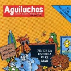 Cómics: AGUILUCHOS Nº379. Lote 16602891
