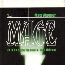 Cómics: MAGE EL DESCUBRIMIENTO DEL HEROE (DOLMEN) Nº.1. Lote 26764854