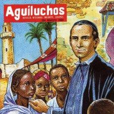 Cómics: AGUILUCHOS Nº354 (HISTORIETAS DE FLIP, POR SALAS; DANIEL COMBONI, POR AGUILAR...). Lote 13600169
