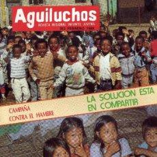 Cómics: AGUILUCHOS Nº353 (HISTORIETAS DE FLIP, POR SALAS; DANIEL COMBONI, POR AGUILAR...). Lote 13600251