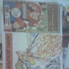 Cómics: HOMBRES HEROICOS- Nº : 19. Lote 16449598