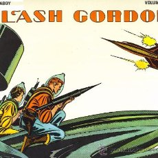 Cómics: FLASH GORDON - MAC RABOY & DON MOORE - 5 VOLÚMENES (NUMS. 1, 2, 3, 4, 5) EDIC. B.O. 1978). Lote 26630055