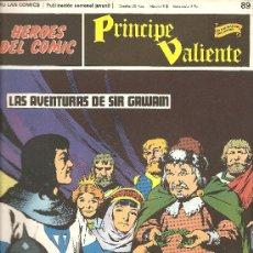 Cómics: PRINCIPE VALIENTE Nº 89 BURU LAN. Lote 25342872