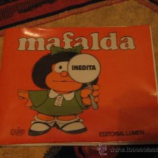 Cómics: MAFALDA INEDITA. Lote 27527084