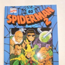 Cómics: SPIDERMAN COLECCIONABLE AZUL COMPLETO 40 TOMOS. Lote 26737595