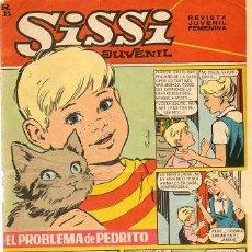 Cómics: SISI Nº 338 (3,50 PTAS). Lote 14023342