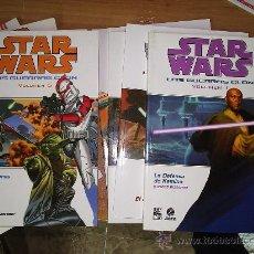 Cómics: STAR WARS : LAS GUERRAS CLON ¡ COMPLETA 9 NUMEROS ! PLANETA. Lote 14033713