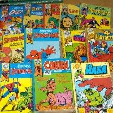 Cómics: LOTE 8 NºS POCKET DE ASES. BRUGUERA 1980. PORTES GRATIS.. Lote 16709094