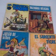 Cómics: CUATRO COMICS . Lote 27477620
