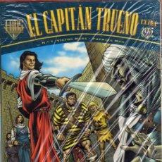 Cómics: EL CAPITÁN TRUENO FANS COMPLETA. Lote 20981834