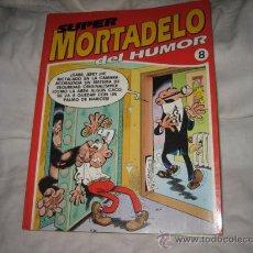 Cómics: SUPER MORTADELO DEL HUMOR TOMO 8 EDICIONES B. Lote 15458293