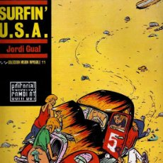 Cómics: SURFIN' USA - JORDI GUAL - COL. MISION IMPOSIBLE, EDITORIAL COMPLOT 1988. Lote 26990431