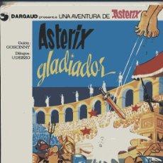 Cómics: ASTERIX - ASTERIX GLADIATOR - GRIJALBO-DARGAUD - Nº 4 1980. Lote 27038889