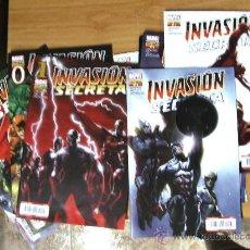 Cómics: INVASION SECRETA ¡ COMPLETA 9 NUMEROS ! BRIAN MICHAEL BENDIS - LEINIL YU - MARVEL - PANINI. Lote 27334639