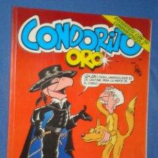 Cómics: CONDORITO DE ORO * EDITORIAL TELEVISA *. Lote 15021312