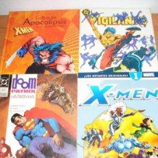 Cómics: LOTE DE 2 ALBUMES: X-MEN, DOOM PATROL .. Lote 27000345