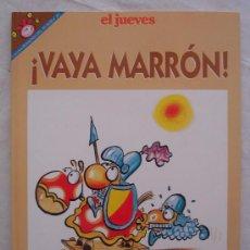Cómics: PENDONES DEL HUMOR Nº 101 - EL JUEVES - ¡VAYA MARRÓN! - FER -. Lote 20962265