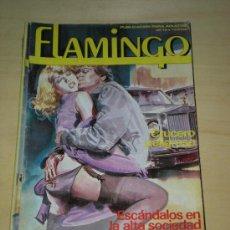 Cómics: FLAMINGO. Lote 26340547