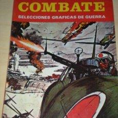 Cómics: COMBATE. Lote 26592123