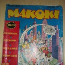 Cómics: MAKOKI. Lote 25332786