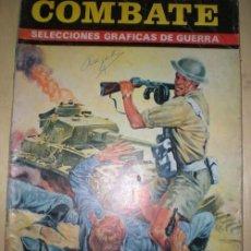 Cómics: COMBATE. Lote 25663085