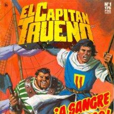 Cómics: CAPITÁN TRUENO. EDICIONES B. COMPLETA. 148 NÚMEROS. SUELTA. .. Lote 26306663