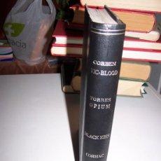 Cómics: 1 TOMO CON :VIC BLOOD(1Y2)OPIUM (1AL6), BLACK KISS(1AL12), CORMAC(1AL4)-24 COMICS.- COLEC. COMPLETAS. Lote 15233401