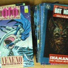 Cómics: LEYENDAS DE BATMAN ¡ LOTE 12 NUMEROS / DC - ZINCO -POSIBILIDAD NUMEROS SUELTOS. Lote 38816839