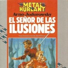 Comics: LOTE 5 NUMEROS DE METAL HURLANT / ARNO - JODOROWSKY - COLECCION HUMANOIDES . Lote 26997685