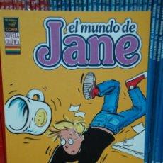 Cómics: EL MUNDO DE JANE, DE PAIGE BRADDOCK. LA CÚPULA. Lote 15334397