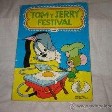 Cómics: TOM Y JERRY FESTIVAL Nº 40 EDICIONES RECREATIVAS 1980 . Lote 15417772