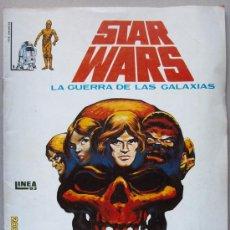 Cómics: STAR WARS- LA GUERRA DE LAS GALAXIAS. Lote 26821998