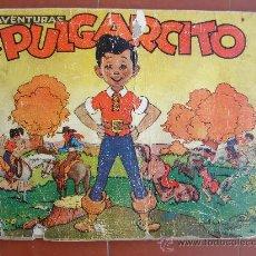 Cómics: AVENTURAS DE PULGARCITO. COMPLETA DE 8 NUMEROS.Nº 1, 2, 3, 4, 5, 6, 7 Y 8. AÑO 1944. BRUGUERA. Lote 39265922