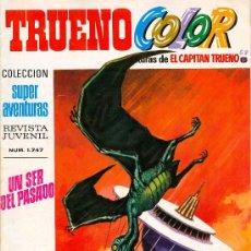 Comics : CAPITÁN TRUENO. TRUENO COLOR. SEGUNDA ÉPOCA. NÚMEROS 12, 13, 14, 15, 16, 17 Y 18 (1975).. Lote 25643268