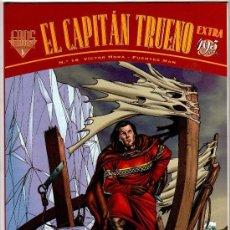Cómics: EL CAPITAN TRUENO COLECCION FANS COMPLETA 44 EJEMPLARES A FALTA DE 5 NUMEROS . Lote 27344612