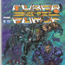 Cómics: CYBER FORCE *** Nº 9 ** 1994. Lote 15736065