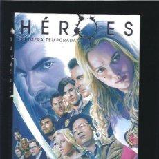 Cómics: HEROES PRIMERA TEMPORADA. Lote 15799514