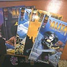 Cómics: ALITA SERIE COMPLETA 5 COMICS. C4138 . Lote 21827609