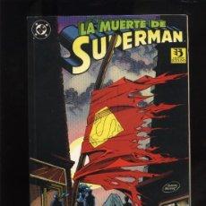 Cómics: LA MUERTE DE SUPERMAN COMPLETA. Lote 26293330