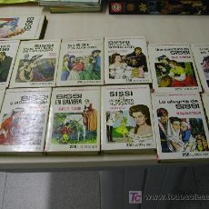 Cómics: 13 COMIC-LIBROS DE ED BRUGUERA HISTORIAS SELECCION DE SISSI AÑOS 60. VER RELACION. TODOS O SUELTOS. Lote 26454791